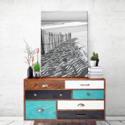 tableau-toile-sud-ouest-océan-noir-et-blanc