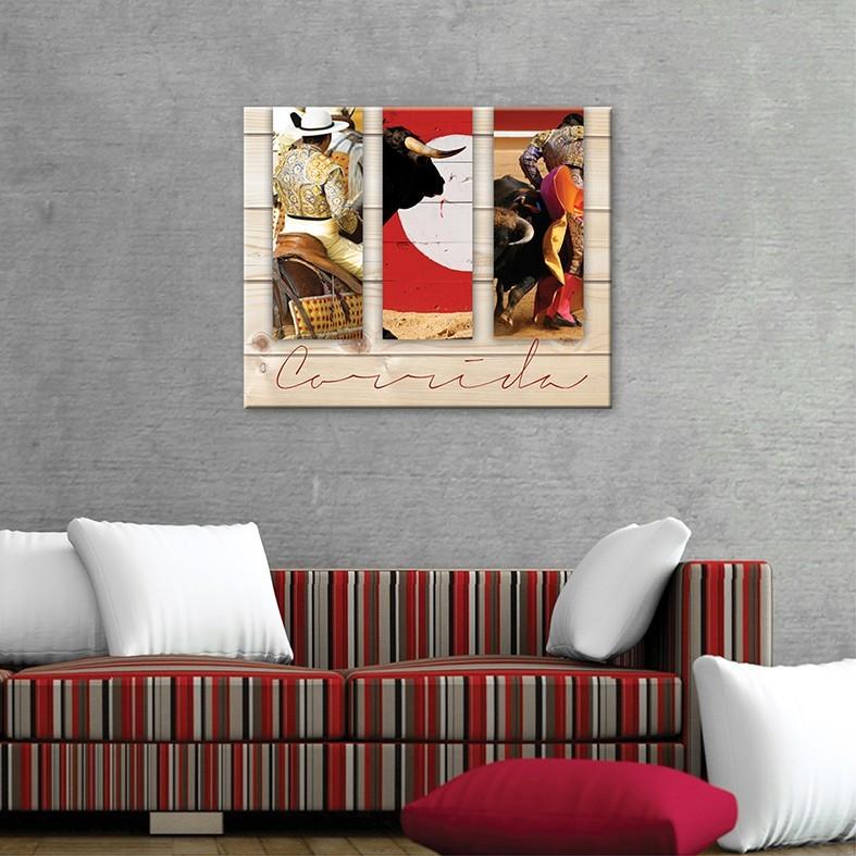 toile tendue murale deco good toile tendue murale deco tableau abstrait abstract face ce. Black Bedroom Furniture Sets. Home Design Ideas