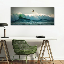 tableau-toile-surf-pro-hossegor