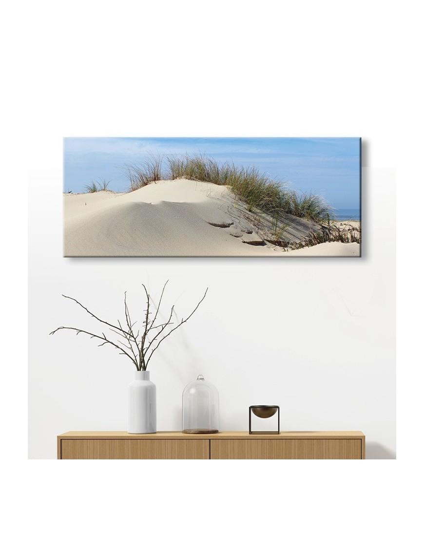 Tableau déco toile dune côte atlantique sud ouest