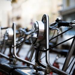 Tableau Déco Urban Bikes Couleur