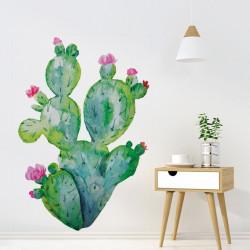 sticker-deco-cactus-geant-style-aquarelle