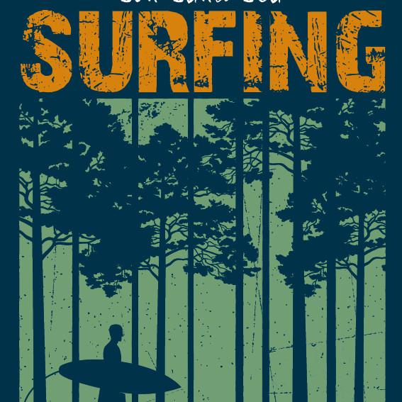SURFING BLEU