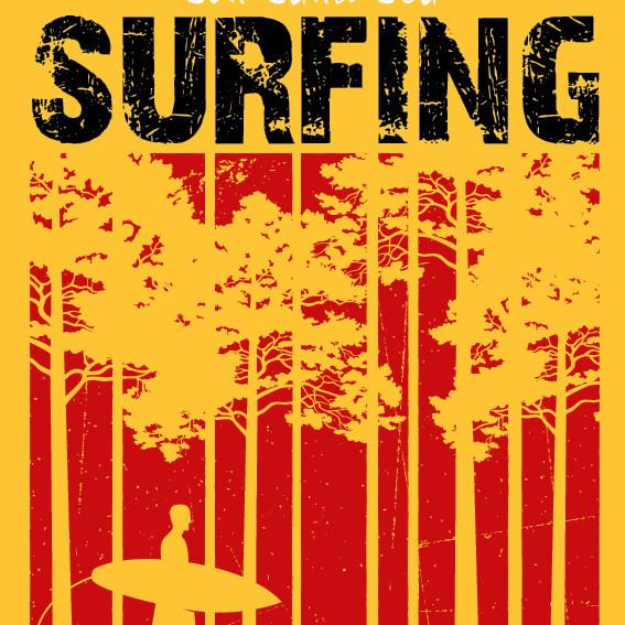 SURFING JAUNE