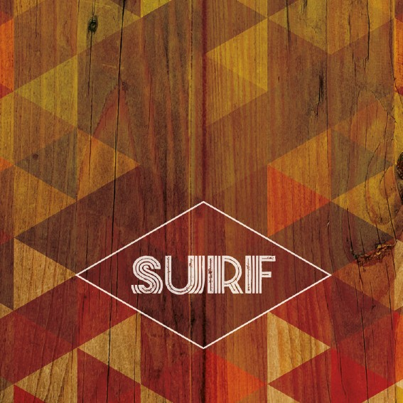 SURF ORIGAMI ROUGE
