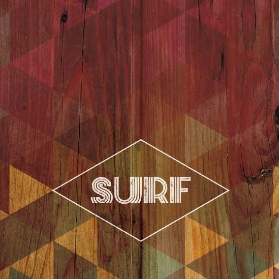 SURF ORIGAMI VIOLET